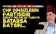 'Şeriat Gelsin de İsterse Türkiye Batsın'