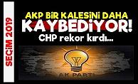 AKP Bir Kalesini Daha Kaybediyor!
