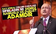 'Bay Kemal Haram Yemez, Devleti Soymaz'