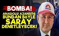 Anadolu Ajansı'nı 'SARAY' Denetleyecek!