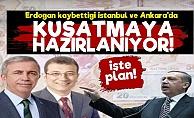 #039;Erdoğan Kuşatmaya Hazırlanıyor#039;