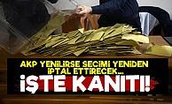 'AKP Yenilirse Seçimi Yine İptal Ettirecek'