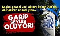 Anadolu Ajansı'ndan Garip Şeyler Oluyor!