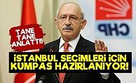 'İstanbul Seçimleri İçin Kumpas Hazırlanıyor'