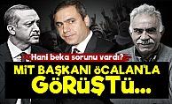 MİT Başkanı, Öcalan'la Görüştü!