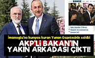 O Gazetenin Sahibi AKP'Lİ Bakan'ın Arkadaşı Çıktı!