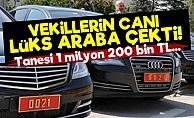 Vekillere 80 Adet Lüks Makam Aracı!..