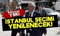 YSK İstanbul Seçimini İptal Etti!