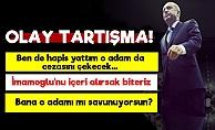 'AKP MKYK'da Erdoğan İle Olay Tartışma!