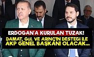 Erdoğan'a Kurulan Büyük Tuzak!