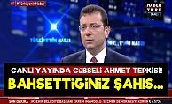 İmamoğlu'ndan 'Cübbeli Ahmet' Tepkisi!