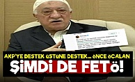 Terör Örgütlerinden AKP'ye Destek Üstüne Destek!