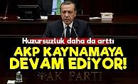 AKP Kaynamaya Devam Ediyor!