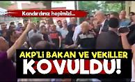 AKP'li Bakan Ve Vekillere 'Kovulma' Şoku!