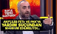 'AKP'liler FETÖ Ve PKK'ya Yardımdan Mahkum Edilmeliydi'