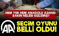 AKP'nin Seçim Oyunu Ortaya Çıktı!