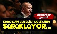 'Erdoğan Ülkesini Uçuruma Sürüklüyor'