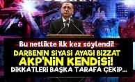 'FETÖ Darbesinin Siyasi Ayağı AKP'nin Kendisi...'