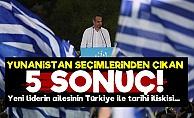 Yunanistan Seçimlerinden Çıkan 5 Sonuç!