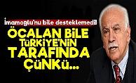 Doğu Perinçek: Öcalan Türkiye'nin Tarafında...