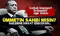 Erdoğan'a Ağır Sözler!