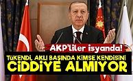 'Tayyip Erdoğan Hem Kendini Hem Ülkeyi Tüketti'