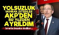 'AKP Yolsuzlukların Partisidir'