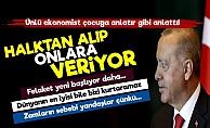 quot;Erdoğan Halktan Alıp Onlara Veriyor, Felaket Yeni Başlıyorquot;