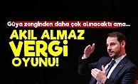 AKP'nin Pes Dedirten Vergi Oyunu!