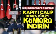 Erdoğan'dan Kaymakamlara Talimat!