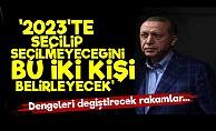 'Erdoğan'ın Geleceğini O İki İsim Belirleyecek'