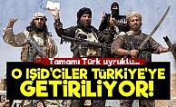 O Işid'ciler Türkiye'ye Getiriliyor!