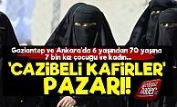 Türkiye'de 'Cazibeli Kafirler' Pazarı!