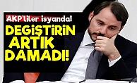AKP'lilerin Damat İsyanı Zirveye Çıktı!