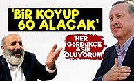 Erdoğan'a Aşık İşadamı 1 Koyup 60 Alacak!