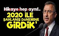 2020'de Türkiye Şahlanacakmış!...