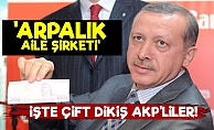 İşte Çift Dişik AKP'liler!