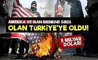Olan Türkiye'ye Oldu! Şimdiden 8 Milyar Dolar...