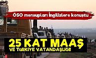 ÖSO'ya 25 Kat Maaş Ve Türkiye Vatandaşlığı!