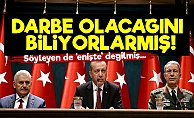 'Erdoğan'a Darbeyi Bizzat O Haber Vermiş'