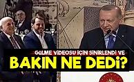 Erdoğan 'Güldüğü Anlar' İçin Bakan Ne Dedi?