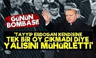 'Erdoğan Kendisine Oy Çıkmadığı İçin Yalıyı Mühürletti'