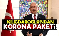 Kılıçdaroğlu'ndan 13 Maddelik Korona Paketi!