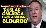 'Rusya Onlarca Türk Askerini Öldürdü'