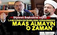 Fatih Altaylı'dan Diyanet Başkanı'na Sert Tepki!