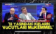AKİT TV'de Profesörden Skandal İfadeler!