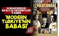 Atatürk En Büyük Devrimciler Arasında!