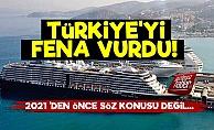 Kruvaziyer Turizmi Türkiye'yi Fena Vurdu!