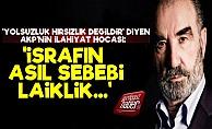 AKP'nin İlahiyat Hocasından Skandal Cevap!