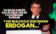 'İhalelere Müdahale Edecektim ki Erdoğan...'
